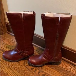 NEW Ugg Dahlen Leather Boots